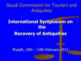Saudi Commission for Tourism and Antiquities