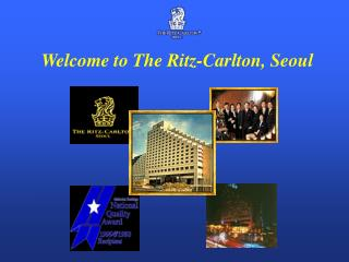 Welcome to The Ritz-Carlton, Seoul
