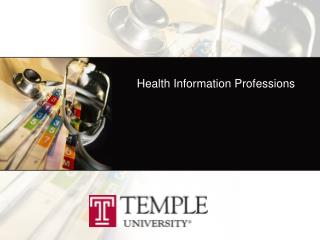 Health Information Professions