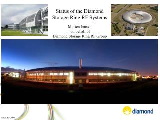 Status of the Diamond  Storage Ring RF Systems