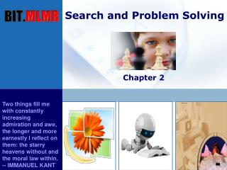 Search and Problem Solving