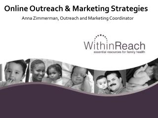 Online Outreach & Marketing Strategies