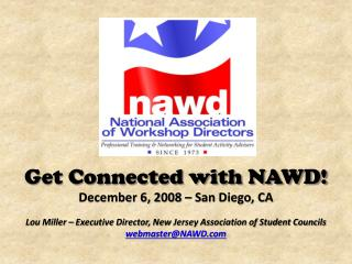 A great place to start… The NAWD website!