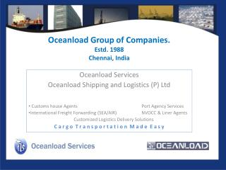 Oceanload Group of Companies.