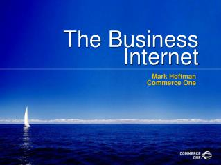 The Business Internet