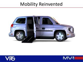 Mobility Reinvented