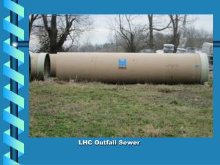 LHC Outfall Sewer