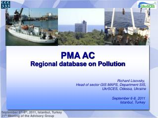 PMA AC Regional database on Pollution