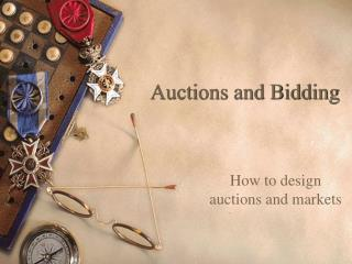 Auctions and Bidding