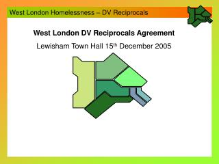 West London Homelessness – DV Reciprocals