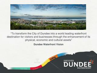 Dundee Port/The Port