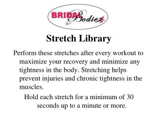 Stretch Library