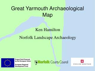 Great Yarmouth Archaeological Map