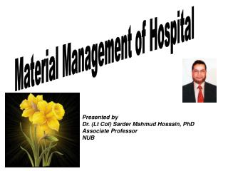 Material Management of Hospital