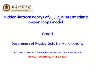 Hidden-bottom decays of            in intermediate meson loops model