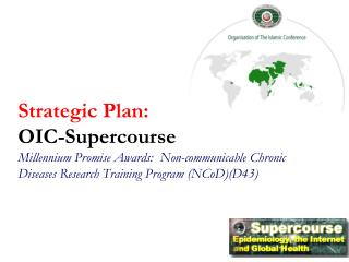 Strategic Plan: OIC-Supercourse