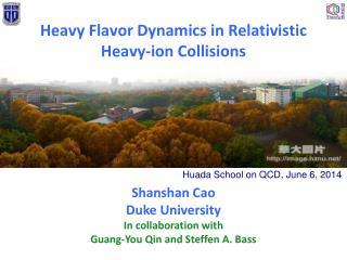 Heavy Flavor Dynamics in Relativistic Heavy-ion Collisions
