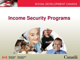Income Security Programs