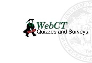 Quizzes and Surveys