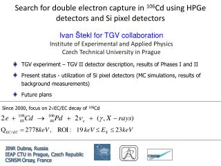 Search for double electron capture in  106 Cd using HPGe detectors and Si pixel detectors