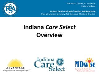 Indiana  Care Select Overview