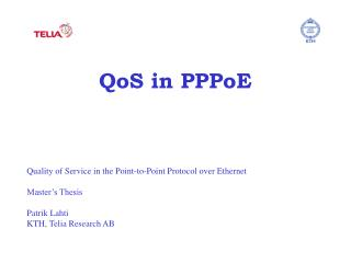 QoS in PPPoE