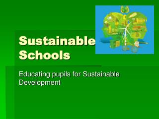 Sustainable Schools