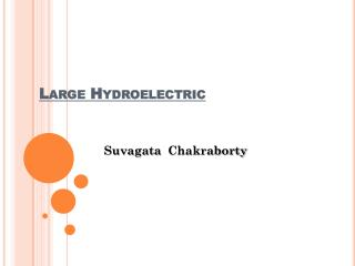 Large Hydroelectric