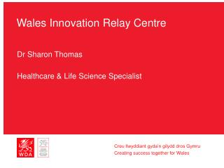 Wales Innovation Relay Centre