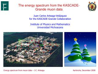 The energy spectrum from the KASCADE-Grande muon data