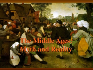Secular Music and Instruments of the Middle Ages