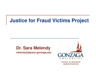 Justice for Fraud Victims Project