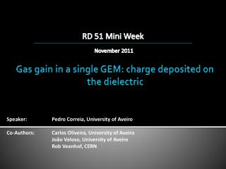 Gas gain in a single GEM: charge deposited on the dielectric