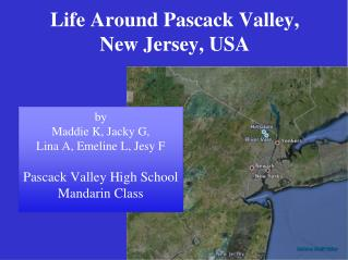 Life Around Pascack Valley, New Jersey, USA