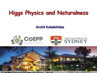 Higgs Physics and Naturalness