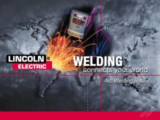 Arc Welding Basics