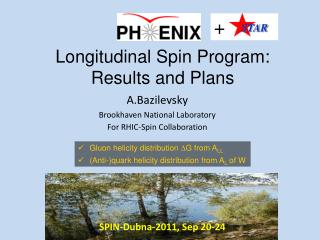 Longitudinal Spin Program:  Results and Plans