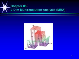 Chapter 05 2-Dim Multiresolution Analysis (MRA)