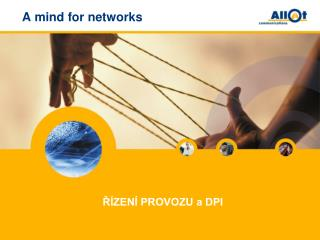 A mind for networks