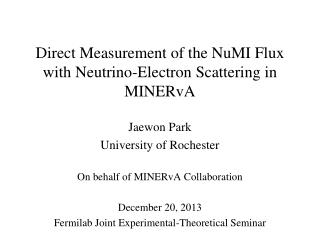 Direct Measurement of the NuMI Flux with Neutrino-Electron Scattering in MINERvA