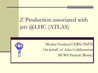 Z Production associated with jets @LHC (ATLAS)