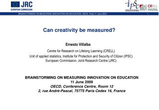 Can creativity be measured?