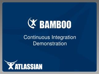 Continuous Integration Demonstration