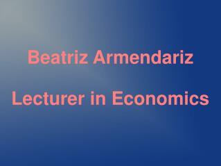 Beatriz Armendariz