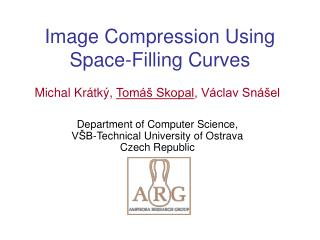 Image Compression Using Space-Filling Curves