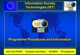 Programme Procedures and Information