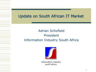 Update on South African IT Market