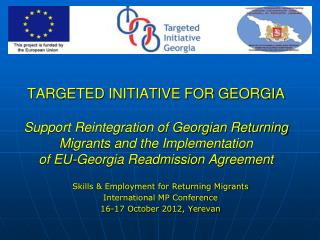 Skills & Employment for Returning Migrants International MP Conference