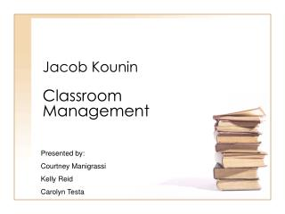 Jacob Kounin