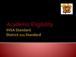 IHSA Standard District 211 Standard